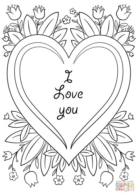 Card Coloring Pages