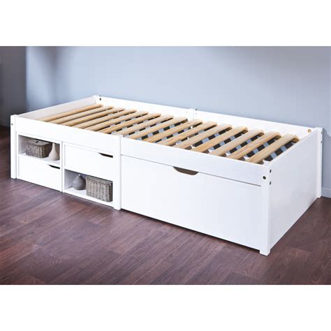 letto singolo legno massello ibrian letto singolo moderno in legno massello con
