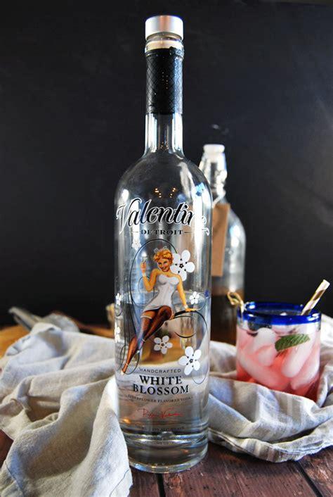vodka white blossom blackberry mint collins with elderflower vodka the