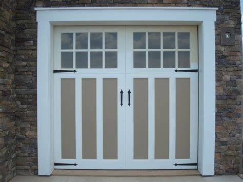 Garage Door Wood Trim by Azek Garage Door Trim Wageuzi