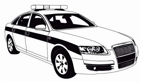 police car coloring page wonderful coloring police car