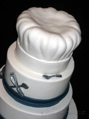 news from jacy cakes chef s hat gluten free wedding cake
