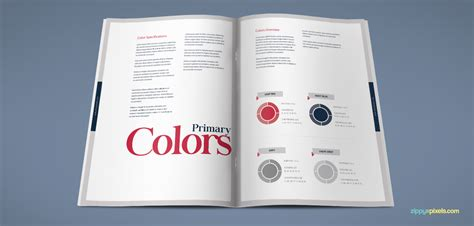 adobe indesign book templates free the harmony free brand book template creative specks