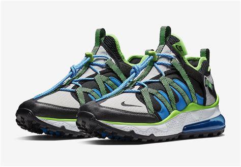 Nike Airmax Motif Blue nike air max 270 bowfin sprite aj7200 002 release date sbd