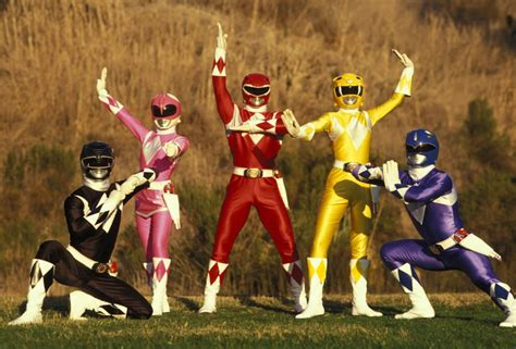 power rangers union mmpr popular