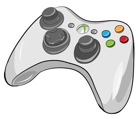 Drawing Xbox by Xbox Controller White By Arycarys On Deviantart