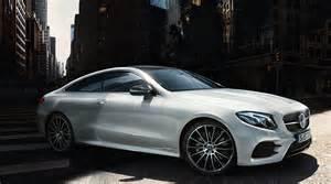 Mercedes E350 Coupe The New Mercedes E Class Coup 233