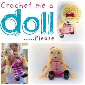 Crochet pillow bed doll pattern 171 crochet free patterns