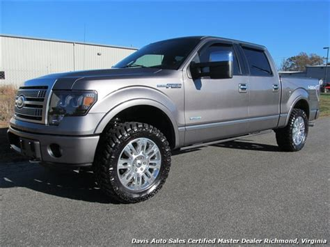 2011 Ford F150 Engine by 2011 Ford F 150 Platinum Eco Boost