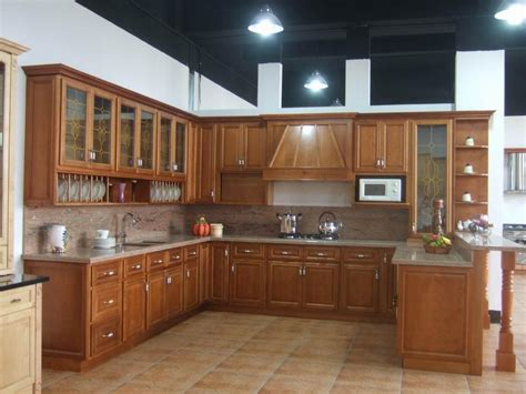 wooden kitchen ideas 30 wooden kitchen designs to give a rustic look