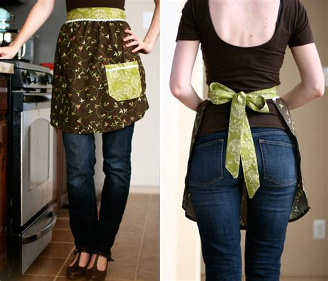 pattern for simple half apron top 7 apron sewing patterns inspirations just two