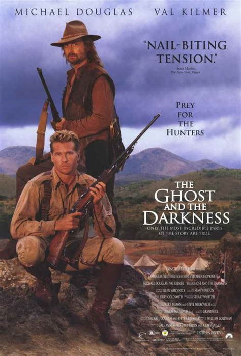Film Ghost In The Darkness | the ghost and the darkness movie posters from movie poster