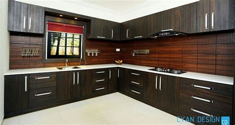 square feet contemporary modular kitchen interior design