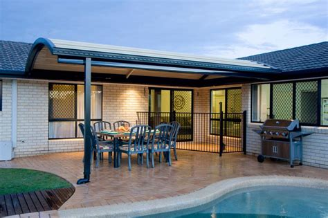 Lifestyle Patios by Pergola Patios Curved Gable Structures Decks