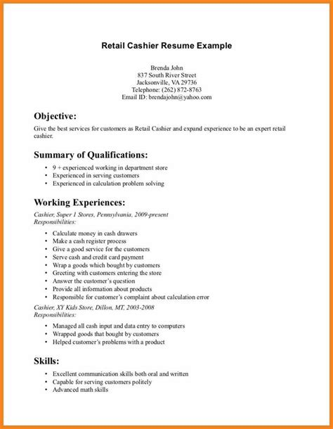 cover letter retail assistant australia resume cover