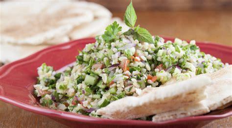 cucina mediorientale ricette come cucinare il tabuleh un piatto della cucina mediorientale