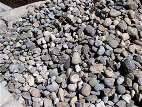 Landscape Rock Delivery Drought Resistant Landscaping Lake Evergreen