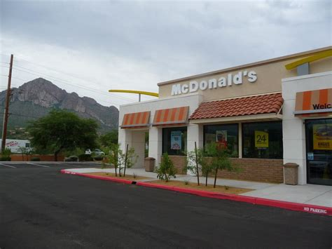 new mcdonalds open in oro valley oro valley real estate