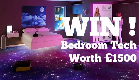 Bedrooms Of The Future by Bedroom Gadget Giveaway Betta Living