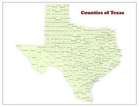 Tx Is In What County Best Photos Of County Map Large County Map