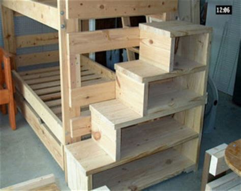 King Size Loft Bed With Stairs by Items Similar To King Size Loft Bed With Stairs Drawers