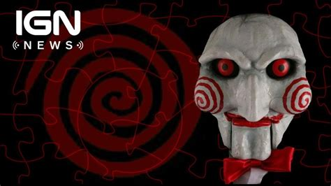 jigsaw di film saw the new saw movie will be titled jigsaw ign news youtube