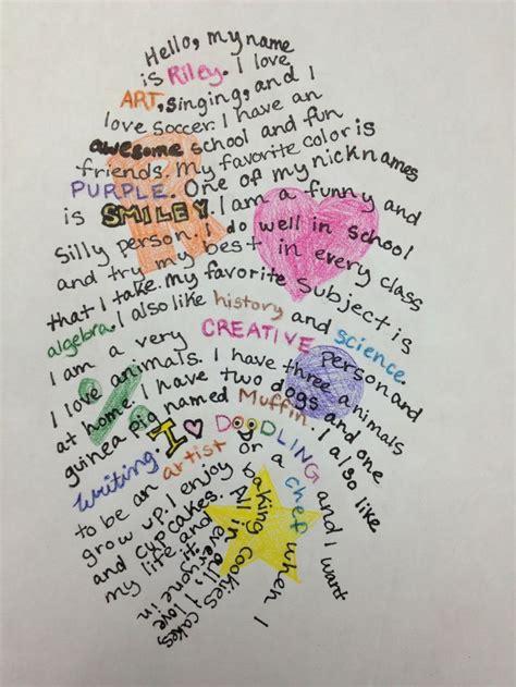 biometric art student fingerprint poetry start by enlarging