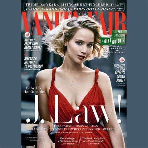 Vanity Fair Inc vanity fair january 2017 issue abridged