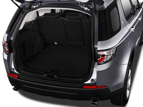 2017 land rover discovery sport trunk image 2016 land rover discovery sport awd 4 door hse