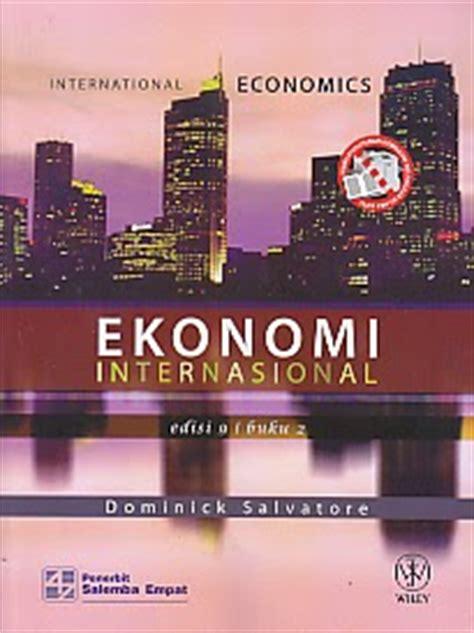 toko buku rahma ekonomi internasional edisi 9 buku 2