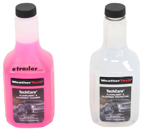 cleaner and protector kit for weathertech floor mats weathertech accessories and parts wt8ltc36k