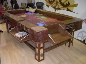 algonquin game table dining top
