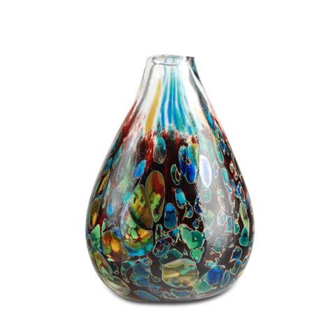 Blown Glass Vases by Sports Memorabilia Auction Pristine Auction