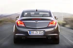 2011 Opel Insignia Opel Insignia 2011 1 6