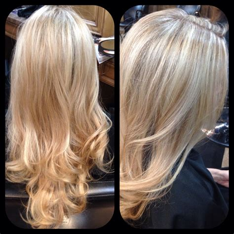 blonde hair with highlights and lowlights pictures blonde highlights and lowlights hair pinterest