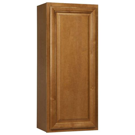 Home Depot Kitchen Wall Cabinets by Hton Bay Cambria Assembled 18x42x12 In Wall Kitchen