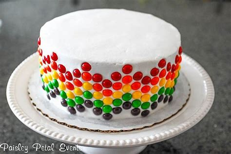 Th Birthday Cake Decorating Ideas by Easy Birthday Cake Decorating Ideas The Diy