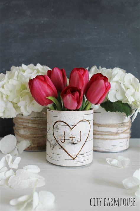 diy birch bark vases rizzo