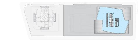 Floor Plan Grid Paper Designing A Nyc Icon One Bryant Park Bank Of America