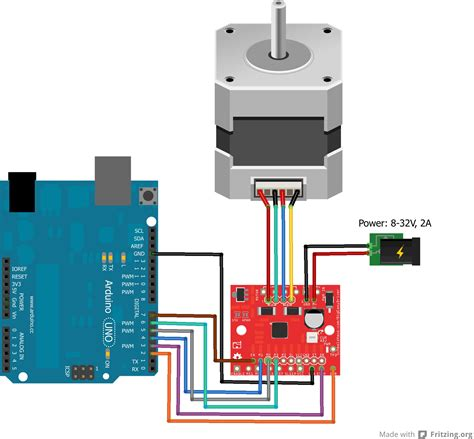 arduino and servo wiring diagram arduino free engine