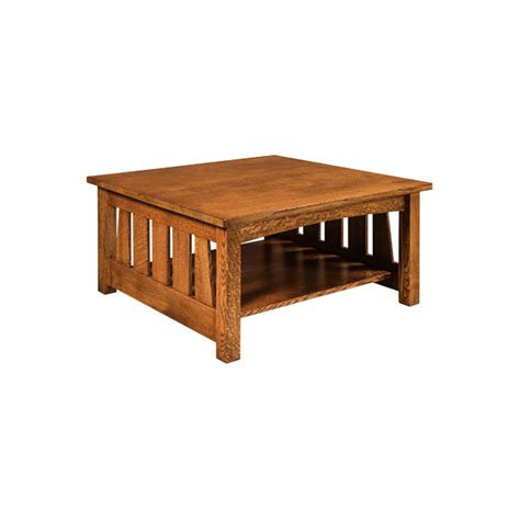 Elite Coffee Table Elite Coffee Table 36x36 Shipshewana Furniture Co