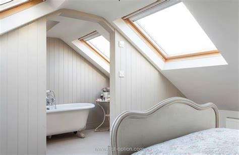 Loft Bedroom Ensuite Loft Conversion Bedroom With En Suite Loft Ideas