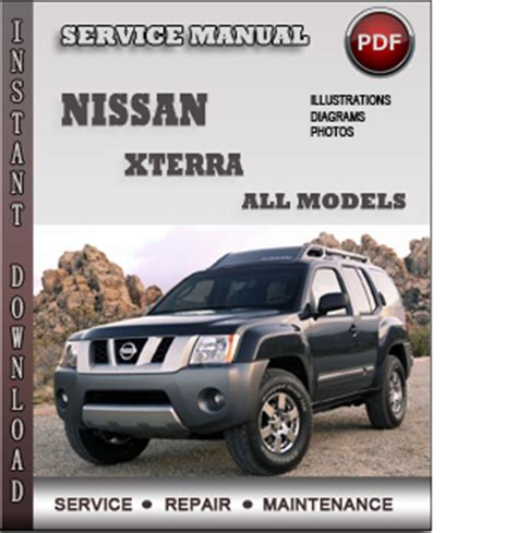 auto repair manual online 2003 nissan xterra parental controls nissan xterra service repair manual download info service manuals