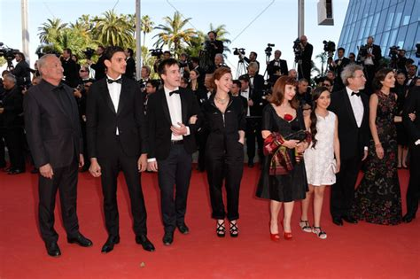 grégoire leprince ringuet youth premiere the 68th annual cannes film festival