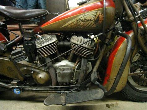 Vfv Motorrad Forum by Indian Chief 1939 Paint Bonneville Engine Quelle