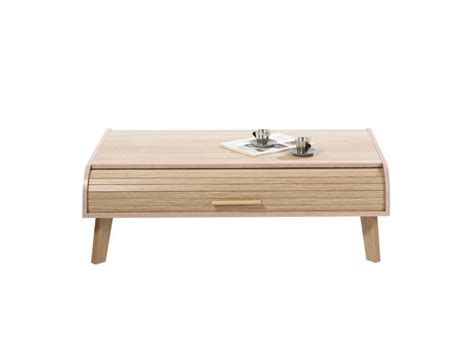 Table De Salon Conforama 35 by Table Basse 224 Rideau Arkos N 176 6 L 119 X L 80 X H 35