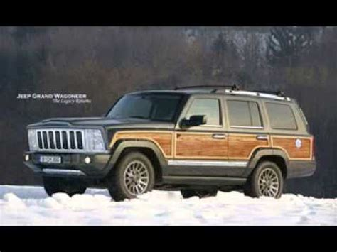 wagoneer jeep 2015 2015 jeep wagoneer youtube