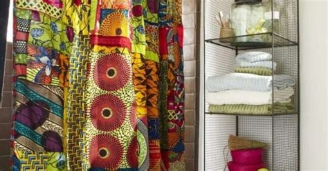 african print curtains diy african print shower curtain things i love