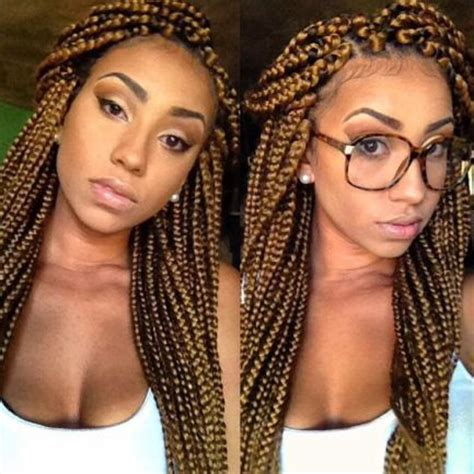 40 micro braids styles you'd love to try out!