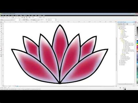 coreldraw advanced tutorial corel draw tutorial on versaworks cutline and contour tool